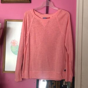 Pink Tommy Hilfiger sweater